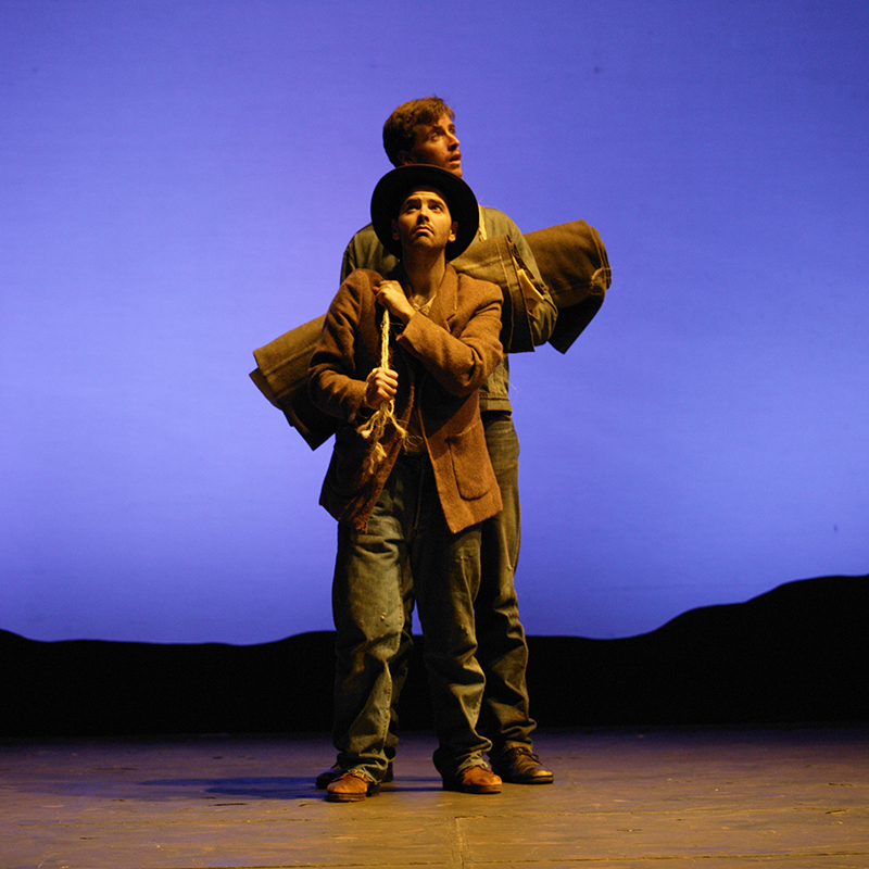 SOU Theatre Program Of Mice and Men