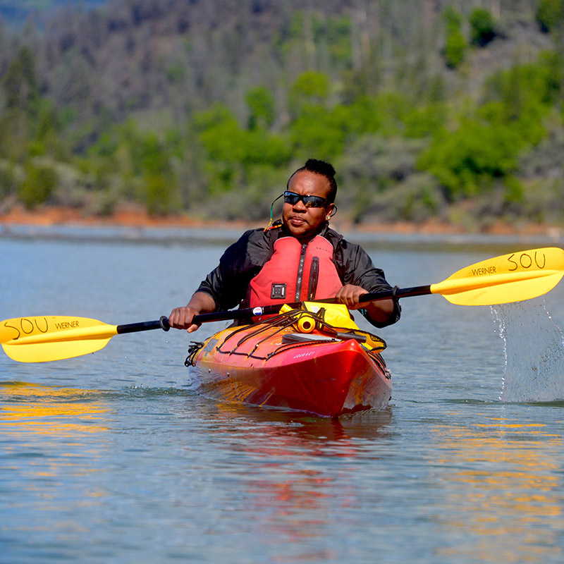 SOU Outdoor Adventure Leadership Program Kayak Courses