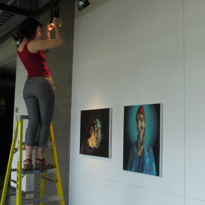 Learn to Show Your Art in a Gallery at SOU
