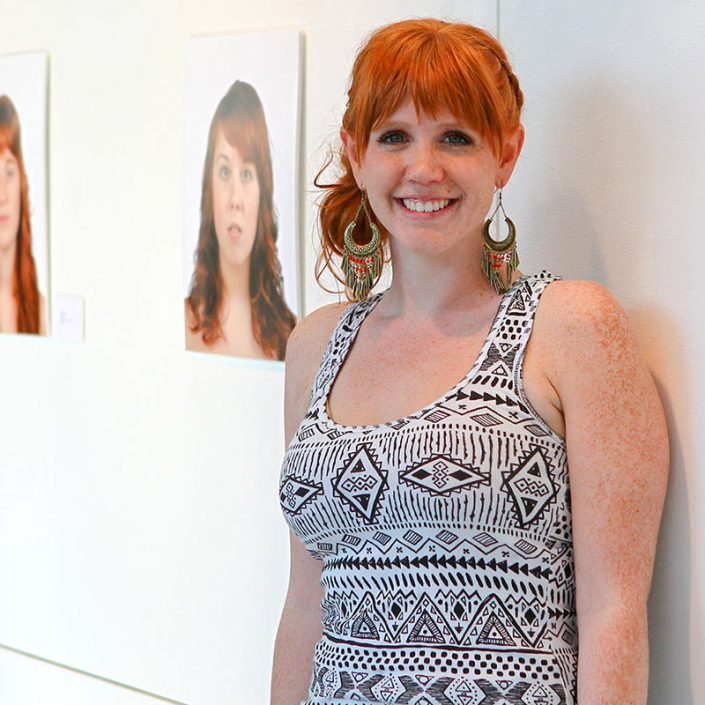 Photography Art Exhibit Showing by SOU Student