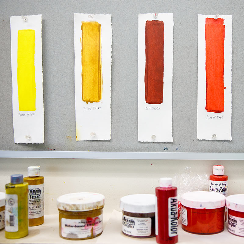 SOU Art Program Color Theory