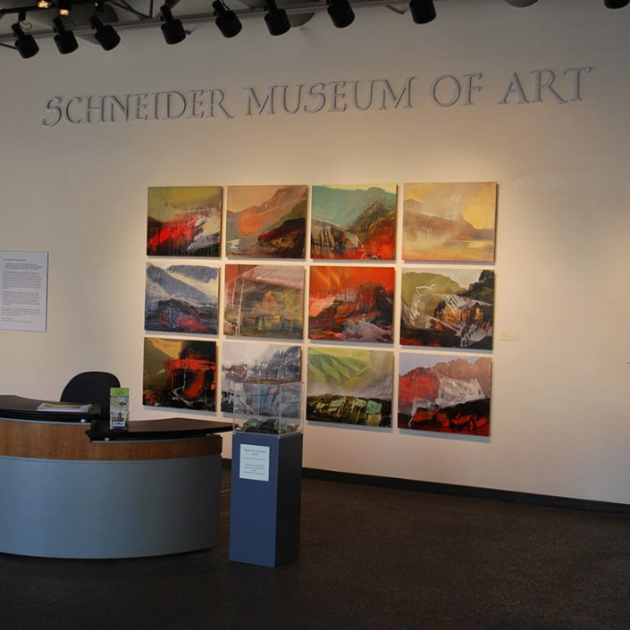 Southern Oregon University Art Degree Program and the Schneider Museum of Art