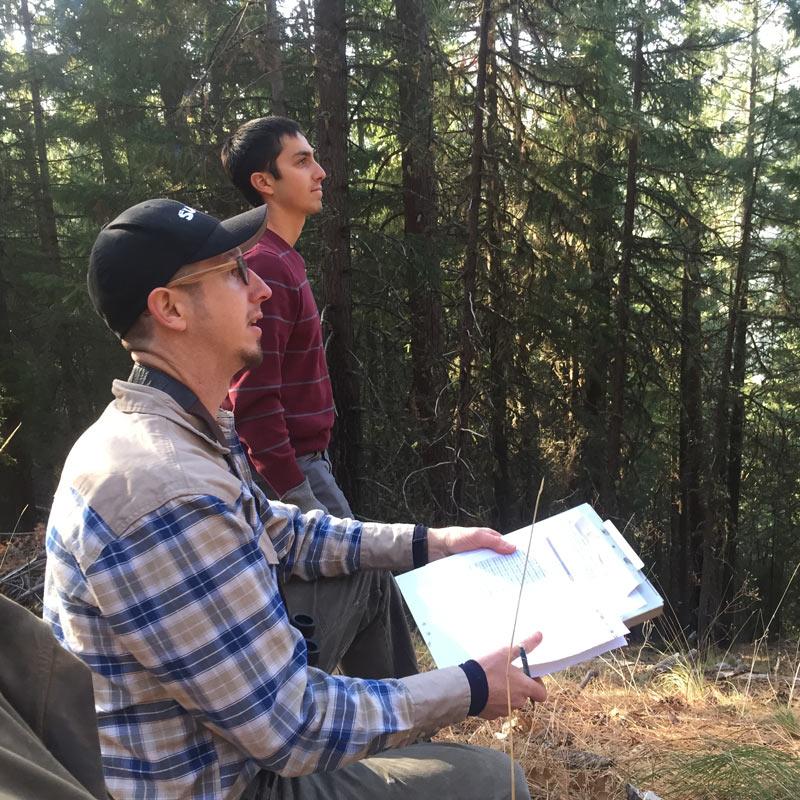 Environmental Science Hill Trip