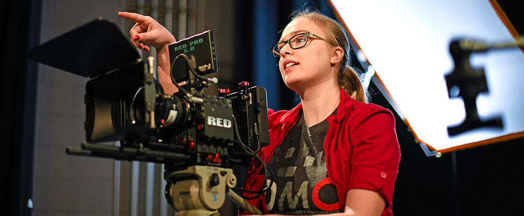 SOU Newly Implemented Digital Cinema Undergraduate Program Story