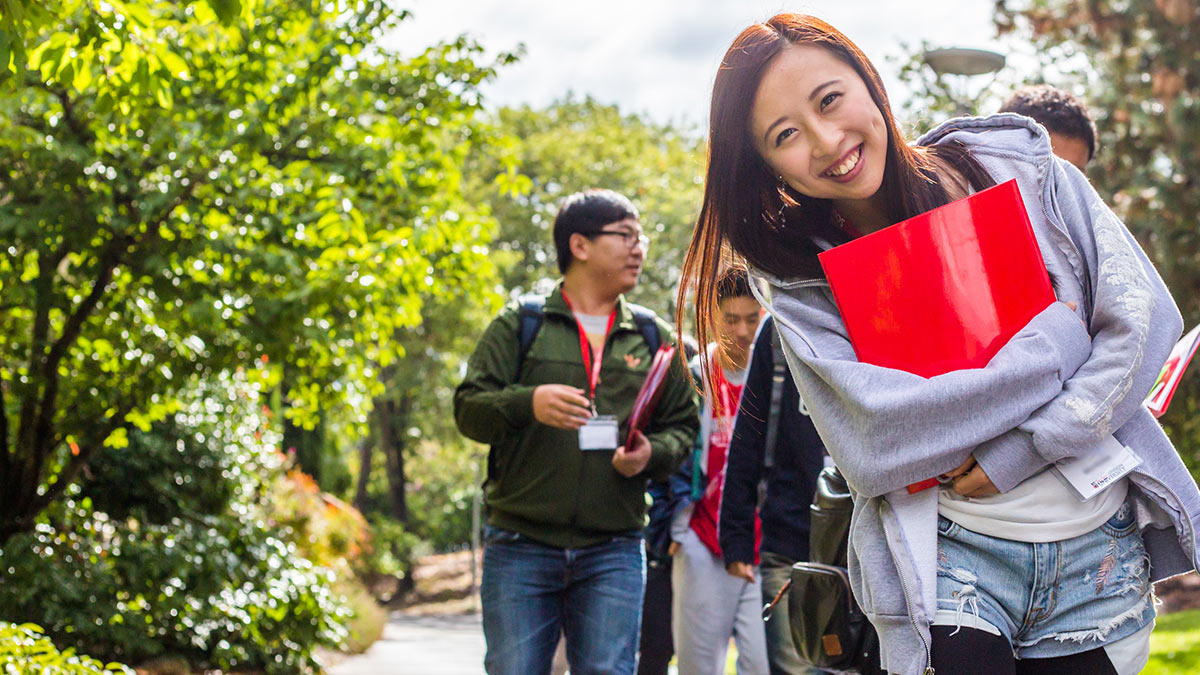 Southern Oregon University International Student Orientation SOU