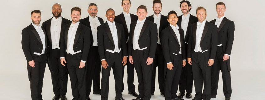 Oregon Center for the Arts and Chamber Music Concerts Presents Chanticleer
