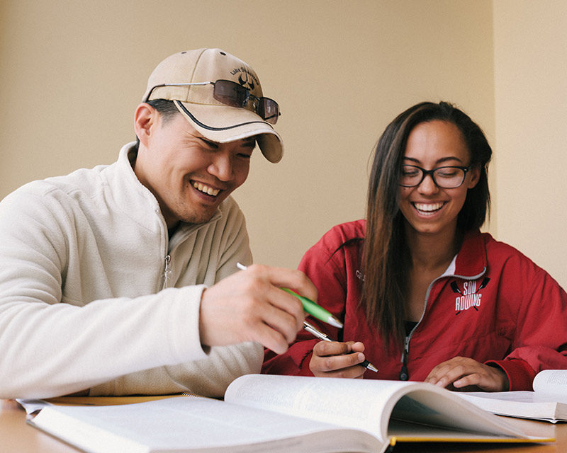 Academic Program Degrees Offered at SOU Prospective Student Page - Future Students