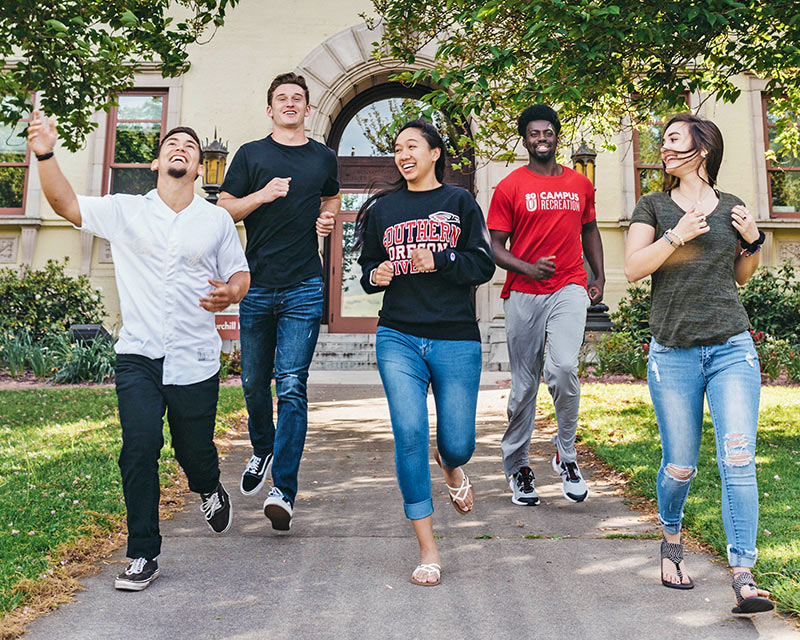 Learn More about Equity Diversity and Inclusion at Southern Oregon University